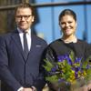 Victoria y Daniel de Suecia, escapada a París sin la princesa Estelle