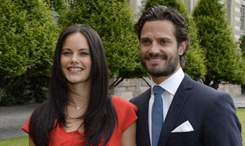 Carlos Felipe de Suecia: 'Ahora por fin tengo a mi amada, mi seguridad'