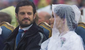 El 'Día de Victoria' se convierte en el 'Día de Sofia' con la primera aparición oficial de Sofia Hellqvist como prometida de Carlos Felipe de Suecia