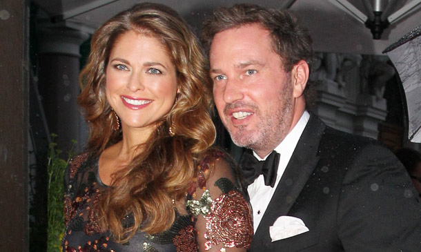 Magdalena de Suecia y Chris O´Neill reaparecen junto a la Familia Real tras sus vacaciones en Italia