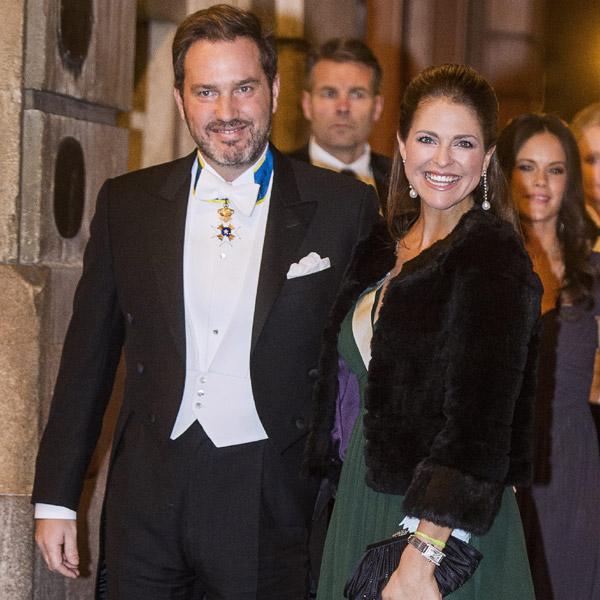 Magdalena de Suecia y Chris O'Neill reaparecen felices tras anunciar que esperan su segundo hijo