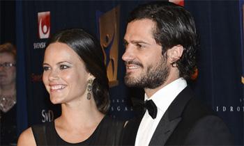 Carlos Felipe de Suecia y Sofia Hellqvist: la ilusión de los novios