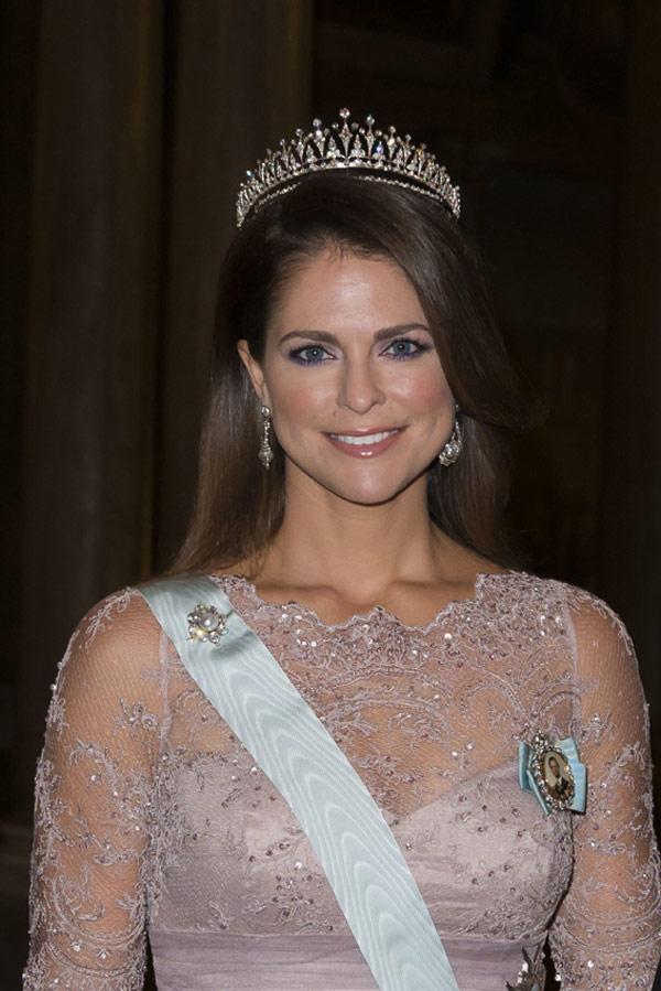 La princesa Magdalena ha vuelto a casa para quedarse