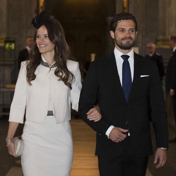 Las amonestaciones prenupciales del príncipe Carlos Felipe y Sofía Hellqvist, futura Princesa de Suecia