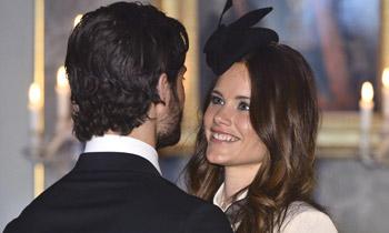 Sofia Hellqvist: 'Carlos Felipe es la persona con la que más hablo, me siento segura con él'