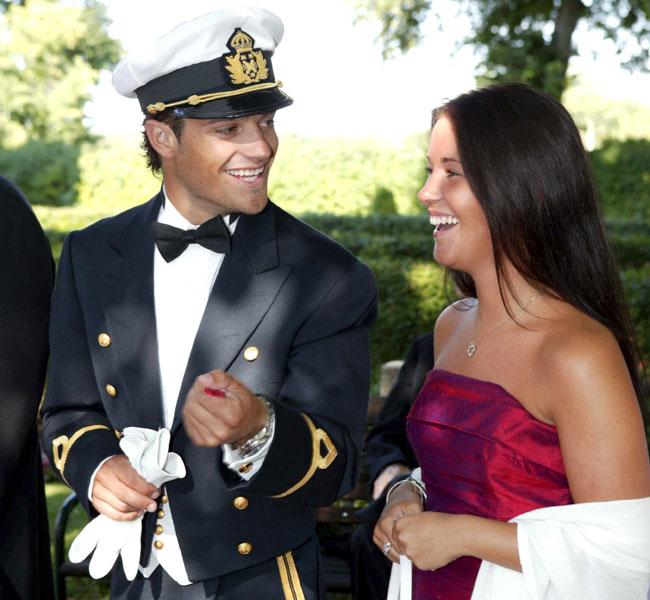 Emma Pernald responde a su ex Carlos Felipe de Suecia: 'Yo sentí el amor durante los diez años que compartimos'