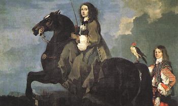 Cristina de Suecia, la reina ilustrada