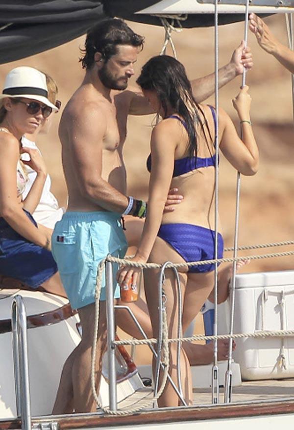 Carlos Felipe y Sofia de Suecia, primeras vacaciones de casados con la Familia Real en St. Tropez