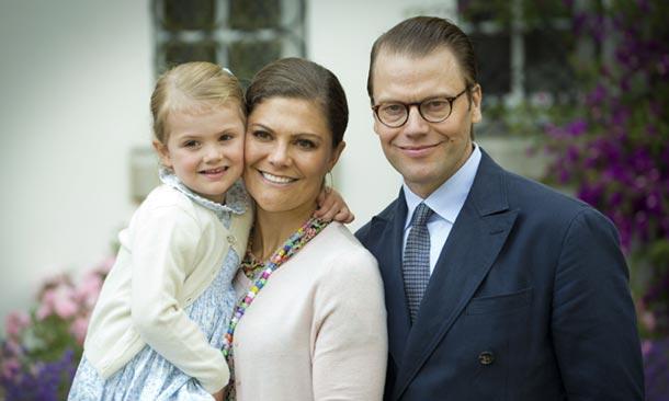 Daniel de Suecia se sincera y habla por primera vez sobre su trasplante de riñón