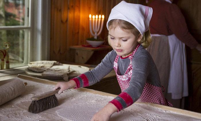 La dulce felicitación de Estelle de Suecia: otro deseo cumplido por Navidad