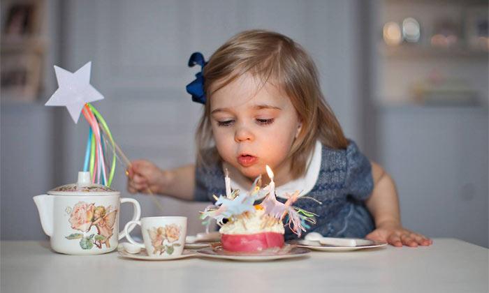 Una fiesta del té y una princesa de cuento: el cumpleaños mágico de Leonore de Suecia
