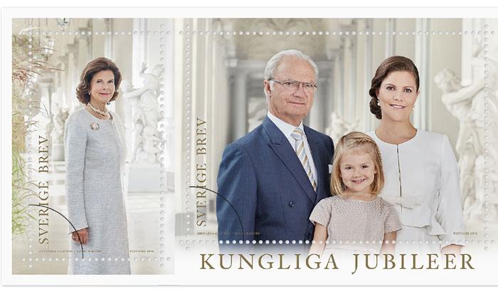 Carlos Gustavo, Victoria y Estelle de Suecia: tres generaciones con sello propio