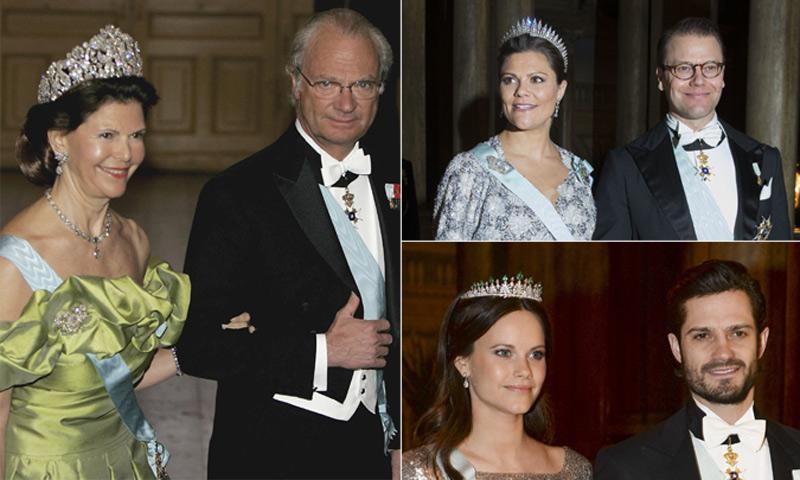 Las grandes celebraciones que le esperan a la Familia Real sueca