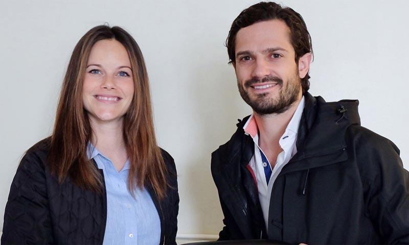 El hijo de Carlos Felipe y Sofia de Suecia ya tiene nombre y es...
