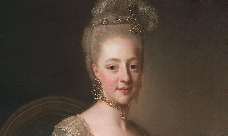 Carlota de Holstein-Gottorp, la Reina intelectual