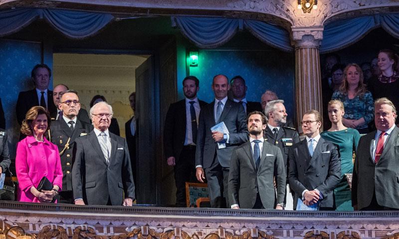 Arrancan cinco días de fiesta de cumpleaños en honor a Carlos Gustavo de Suecia... con gala de la realeza incluida