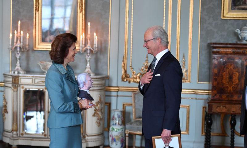 El regalo de cumpleaños más curioso de Carlos Gustavo de Suecia