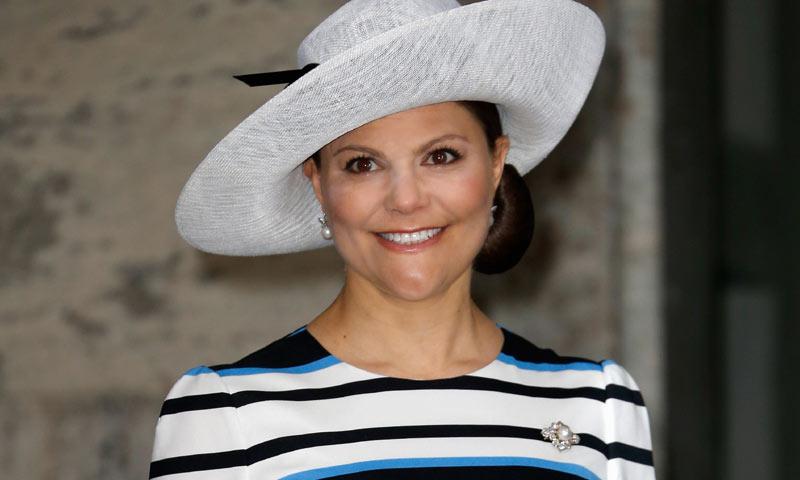 Así es Victoria de Suecia, la princesa que venció a la ley, a la enfermedad y la oposición familiar