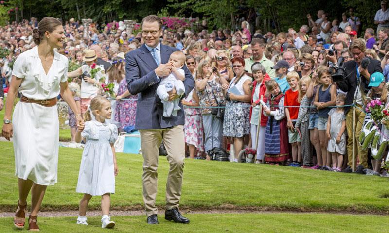 La caza de los Pokémon causa problemas... ahora en la residencia de verano de la Familia Real sueca