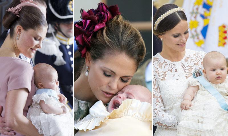 'Baby-boom' en el círculo de Victoria, Magdalena y Sofia de Suecia