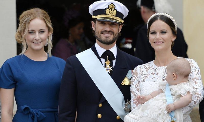 ¿Recuerdas el discurso de boda de Carlos Felipe de Suecia? Ahora podría escribirlo la hermana de Sofia