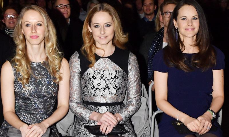 Las hermanas de Sofia de Suecia dan un paso más