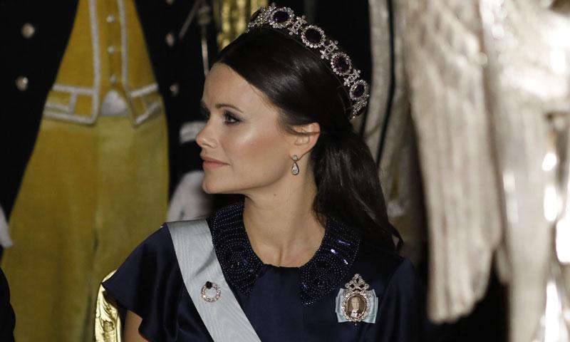 ¡Ahora sí! Sofia de Suecia abre el joyero real