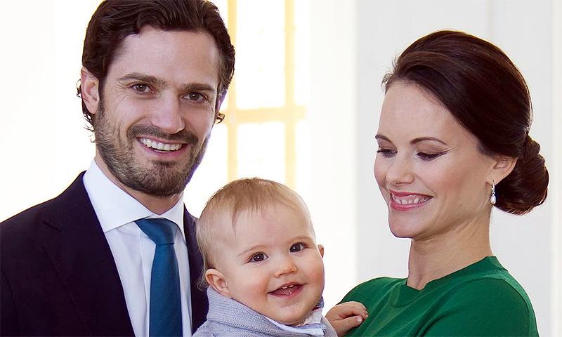 Carlos Felipe y Sofia de Suecia esperan su segundo hijo