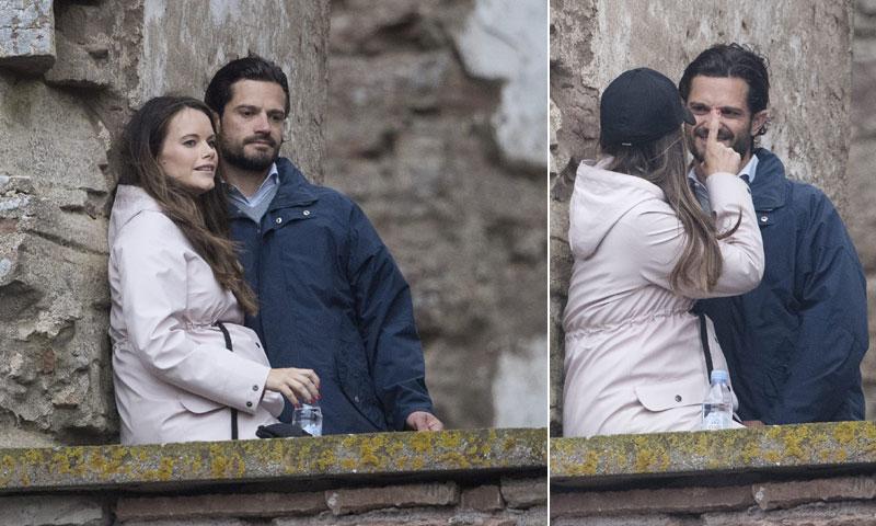Carlos Felipe y Sofía de Suecia, de lo más románticos a dos meses de dar la bienvenida a su segundo hijo