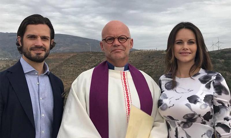 Carlos Felipe y Sofia de Suecia, de boda en la Costa del Sol