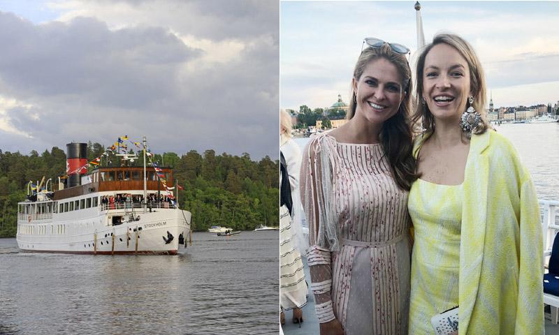 La triple celebración que Magdalena de Suecia casi mantiene en secreto