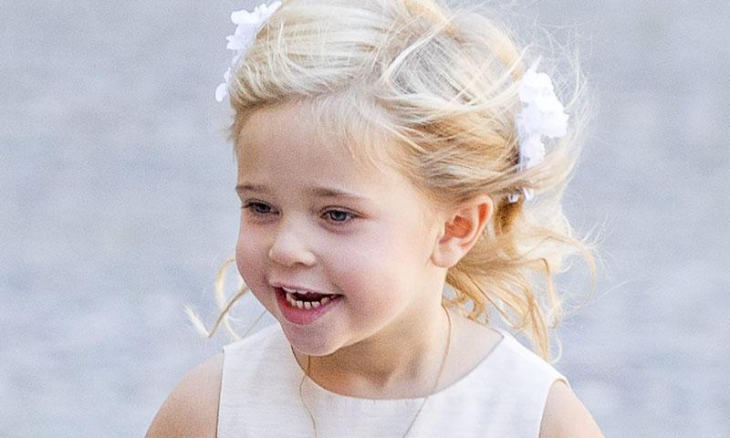 Magdalena de Suecia comparte una foto del todo inusual de la princesa Leonore