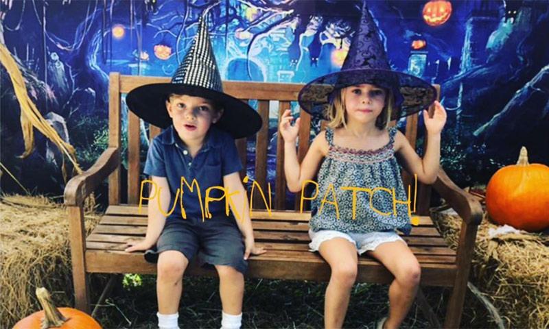 ¿Truco o trato? Magdalena de Suecia celebra Halloween con las imágenes más divertidas de sus hijos