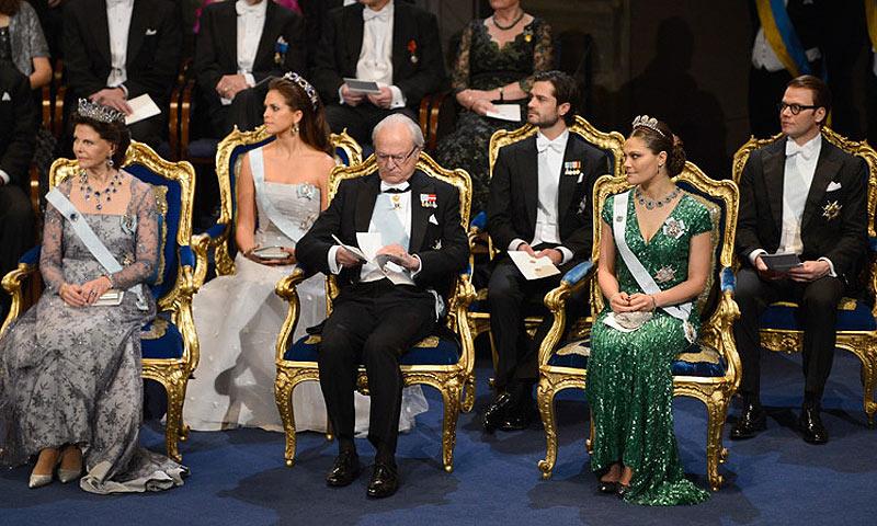 Cuenta atrás para los Premios Nobel más atípicos de la Familia Real sueca