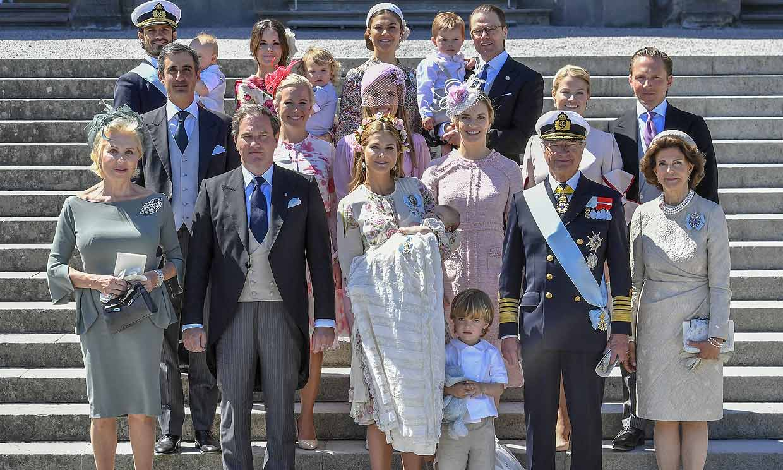 Carlos Gustavo de Suecia anuncia importantes cambios en la Casa Real