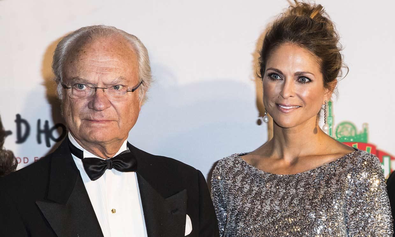 ¿Un revés para sus hijos? ¿Cómo queda la sucesión al trono sueco? Las claves del anuncio del Rey