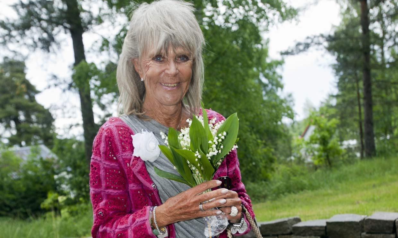 Birgitta de Suecia, la hermana del Rey que vive gran parte del año en España y que está incluida en la Familia Real