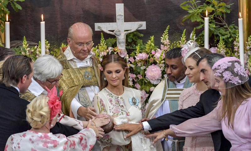 El detalle que vaticinó que los hijos de Magdalena de Suecia no serían altezas reales