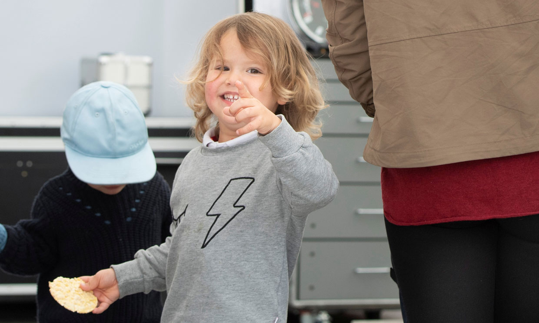 Alexander de Suecia ya tiene su propio perfil en Instagram ¡con solo tres años!