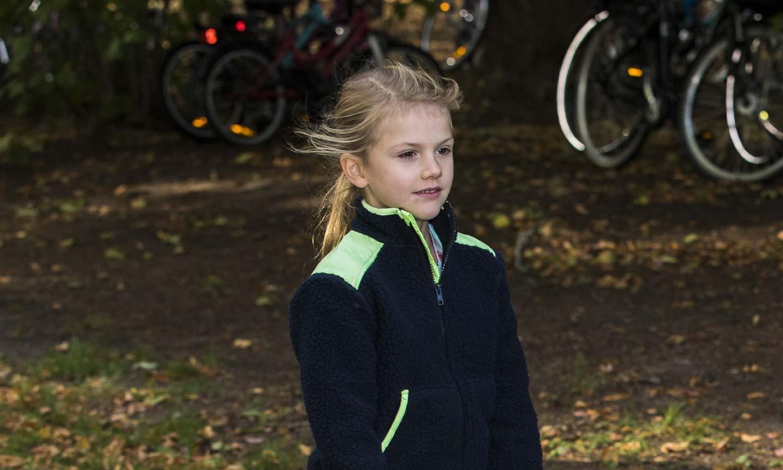 Cierran la escuela de Estelle de Suecia por un caso de coronavirus