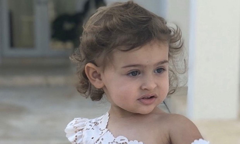 ¿Adivinas quién es esta niña? Pista: su madre es una princesa europea