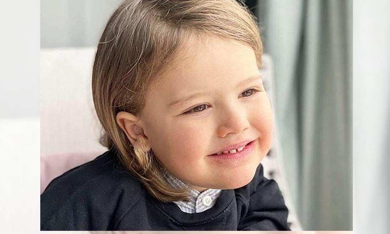 Alexander de Suecia cumple cuatro años con su familia volcada en la crisis sanitaria