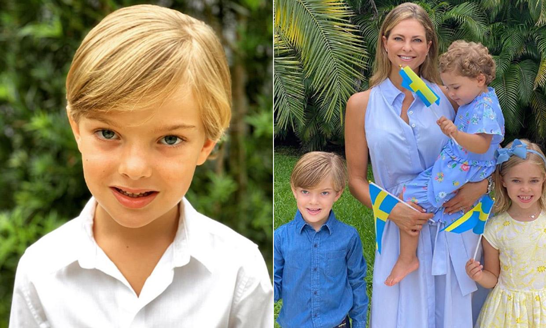 Nicolas de Suecia, un cumpleaños diferente para el tranquilo 'príncipe de Florida'