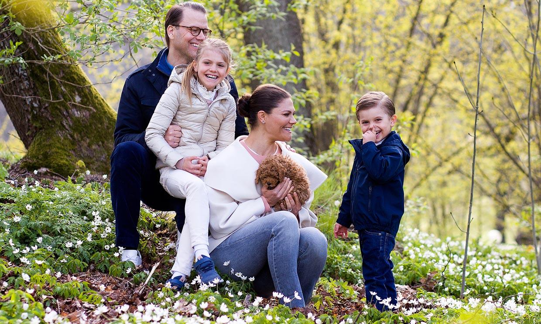 ¡Pillados! La escapada de Victoria de Suecia y su familia que quedó al descubierto por un 'selfie'