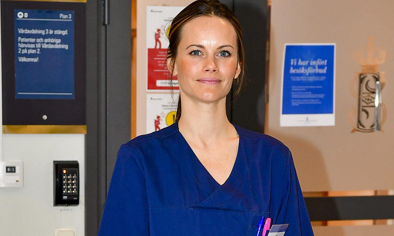 ¡Vuelve a ponerse la bata! Sofía de Suecia retomará su trabajo en un hospital dentro de unos días