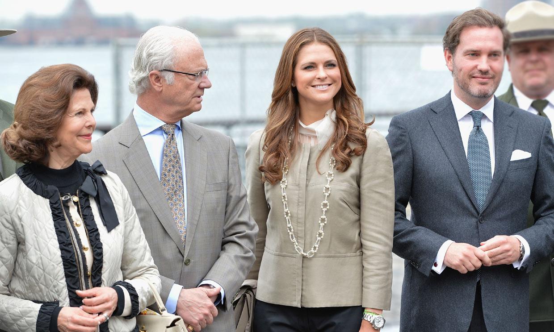 ¿Cómo fue conocer a los Reyes de Suecia? Chris O'Neill, marido de la princesa Magdalena, lo cuenta