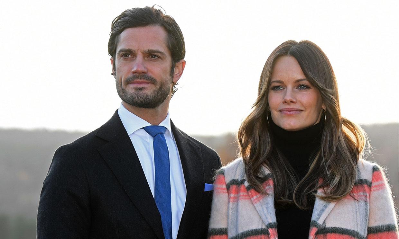 Carlos Felipe y Sofia de Suecia dan positivo en coronavirus
