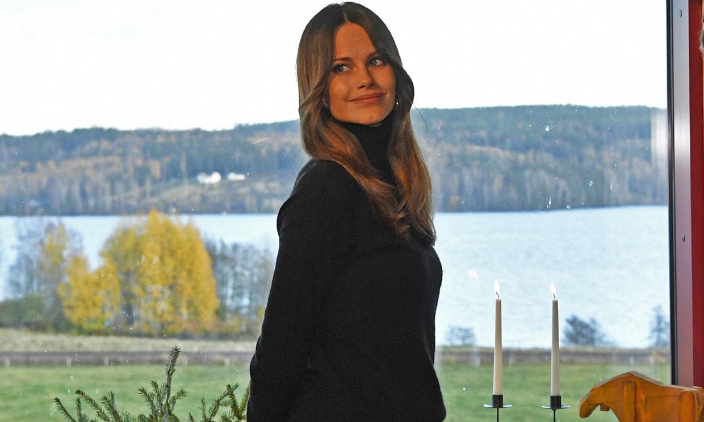 Las fotos de Sofia de Suecia que ahora cobran otro sentido