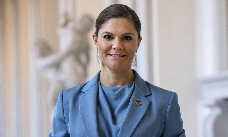 Victoria de Suecia, protagonista involuntaria de un suceso policial: un intruso intenta colarse en su casa