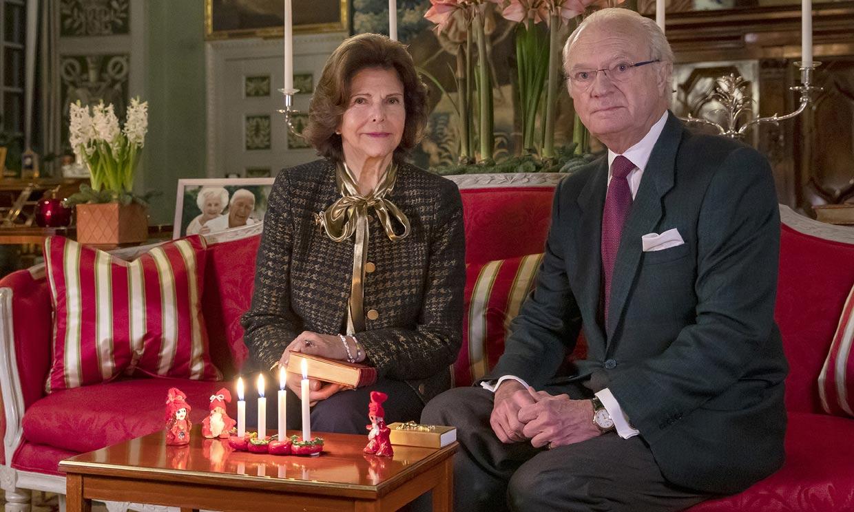 Sin sus hijos y en privado: Silvia de Suecia celebra un cumpleaños y una Navidad diferentes